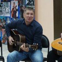 На фестивале авторской песни :: Лариса Рогова