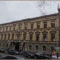 Особняк П. Н. Демидова - Посольство Италии :: Вера