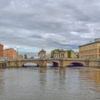 Фонтанка. Старо-Калинкин мост :: bajguz igor
