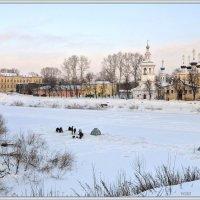 Зимняя рыбалка. :: Vadim WadimS67