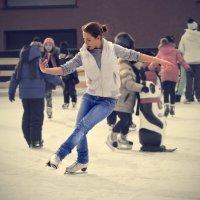 на льду :: Ирина Масальская