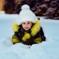 снег :: Дарья