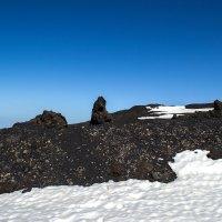 На вершине вулкана :: Андрей Бондаренко