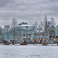 Площадь Тверской заставы :: Ирина Шарапова