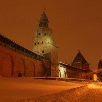 башня Кокуй :: Екатерина Кучко