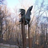 Памятник российской интеллигенции :: Анна Воробьева