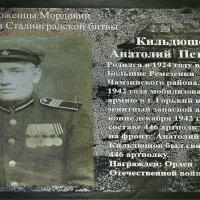 участники Сталинградской битвы :: Юлия Денискина