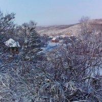 А просто ночью снег прошел :: Переменка Переменка