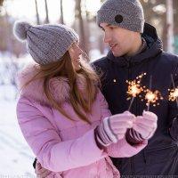 Настя и Дима :: Ekaterina Usatykh