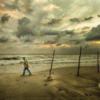 Старик и море :: Александр Бойко