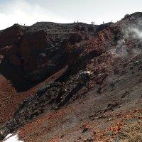 В жерле вулкана :: Андрей Бондаренко