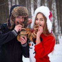Сергей и Мария :: Лилия Масло