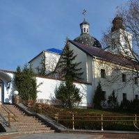 Женский монастырь(Гродно) :: Paparazzi