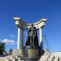 Памятник Александру Второму :: Вера Щукина