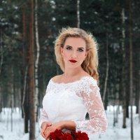 Драматичная невеста :: Юлия Галкина