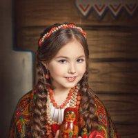 Катюшка :: Olga Burmistrova