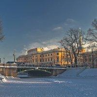 Зима красивая... :: Senior Веселков Петр