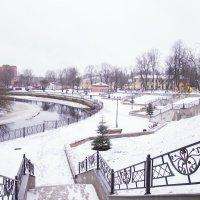 луга.набережная :: vika EGOROVA
