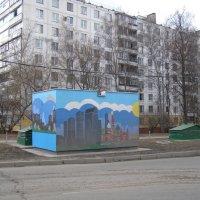 серые будни :: Анна Воробьева