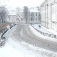 Архангельск в феврале :: Алена Малыгина