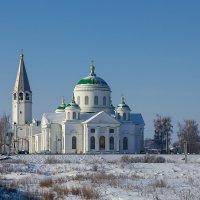 Собор Смоленской иконы Божьей Матери :: Александр Синдерёв