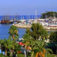 На берегу Средиземного моря . :: Мила Бовкун
