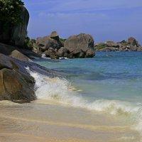 Райский уголок земли, где ласковое море, джунгли и песок... :: Вадим Якушев