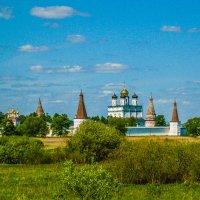 Святые, милые места: душа становится чиста... :: Александр Куканов (Лотошинский)