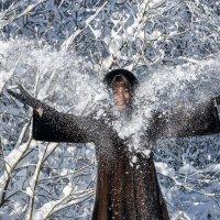 Игра в снежки :: Илья Шипилов