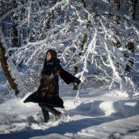 Танцы на морозе :: Илья Шипилов