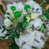 свадебный букет :: Июния Сушкова