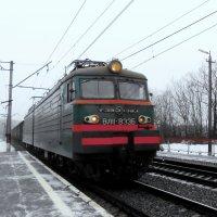 ВЛ11 - 833Б :: Сергей Уткин
