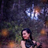 В магическом лесу :: AleksandraN Naumova