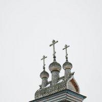 Церковь в Коломенском :: Анна (Анка) Салтыкова