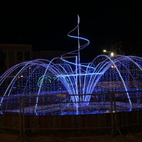 фонтан :: Анатолий Бушуев