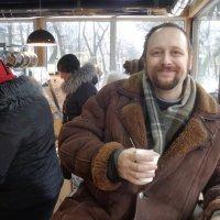 Понедельник. Хорошо бы выпить кофе со сливками... общества! :: Алекс Аро Аро