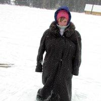 холодно ли тебе девица... :: леонид логинов
