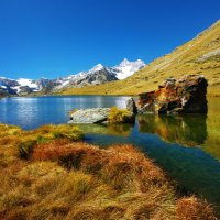Озера в горах - это чудо природы :: Elena Wymann