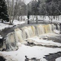 Эстония,водопад Кейла :: Vitalij P