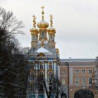 Церковь Вознесения Христова. :: Марина Харченкова