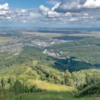 Белокуриха панорама :: Юрий Борзов