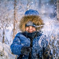 мороз и солнце ! :: Наталья Владимировна Сидорова