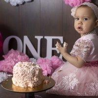 Первое день рождения :: Евгения К