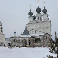 муромский женский монастырь :: Анатолий Бушуев