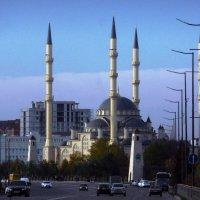 Мечеть в Грозном. :: Вячеслав Медведев