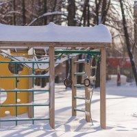 Детская площадка. :: Виктор Евстратов