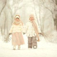 зимняя прогулка :: Валерия Мороз