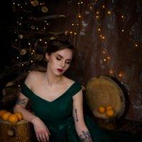 Новогоднее :: Marina Matveeva
