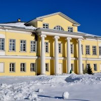 Господский дом усадьбы Свиблово :: Анатолий Колосов