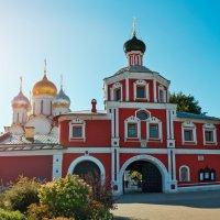 Зачатьевский монастырь, город Москва :: Алексей Литягов